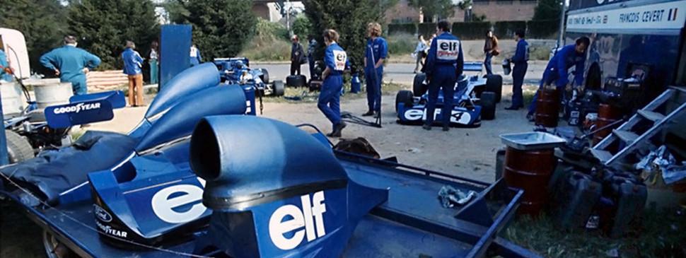 Team Tyrrell